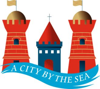 a city by the sea